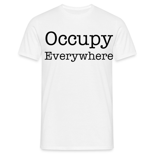 OccupyEverywhere - Men's T-Shirt