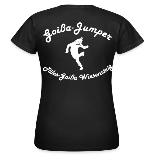 Jumper Frauen Klassisch - Frauen T-Shirt