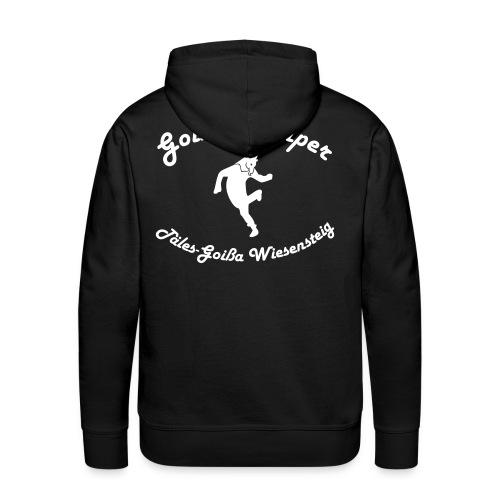 Jumper Männer Kapuzenpullover - Männer Premium Hoodie