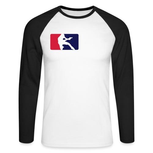 IPSC Shirt - Männer Baseballshirt langarm