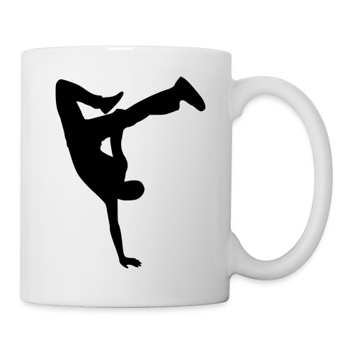 Breakdance - Tasse