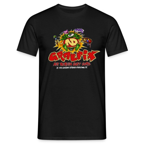 nd gräfix - Männer T-Shirt