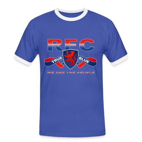 Rangers FC - Men's Ringer Shirt