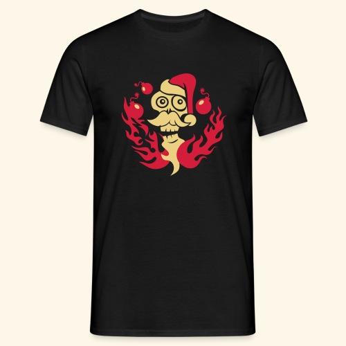 The Grim Santa - Männer T-Shirt
