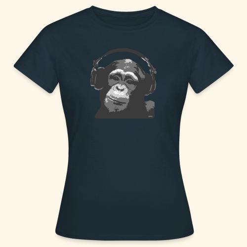 Monkey Woman Tshirt - Women's T-Shirt