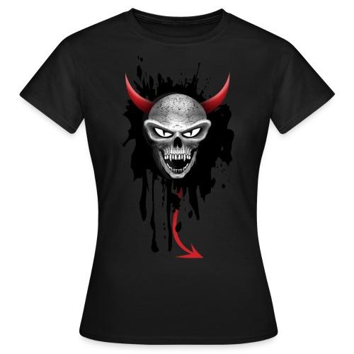 Devil - Camiseta mujer