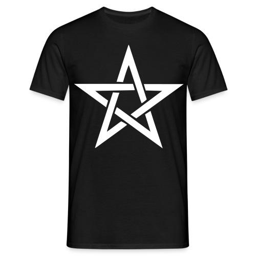 Pentagrama - Camiseta hombre