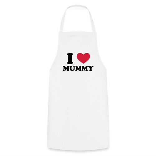 Tablier de cuisine j'aime ma maman - Tablier de cuisine