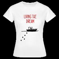 Camisetas ~ Camiseta mujer ~ Dexter - living the dream