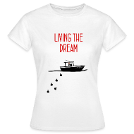 Camisetas ~ Camiseta mujer ~ Dexter - living the dream