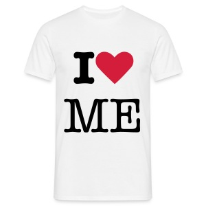 i'love me - T-shirt Homme