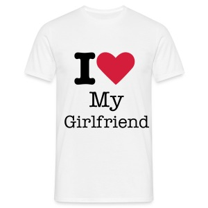i'love my girl - T-shirt Homme