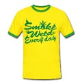 smoke weed every day T-Shirts