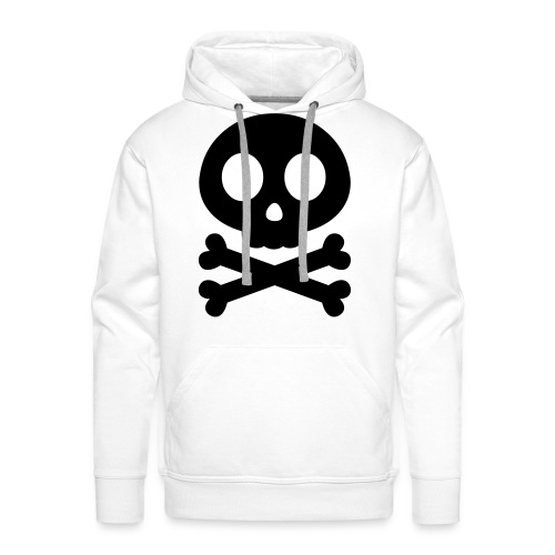 pirata - Sudadera con capucha premium para hombre