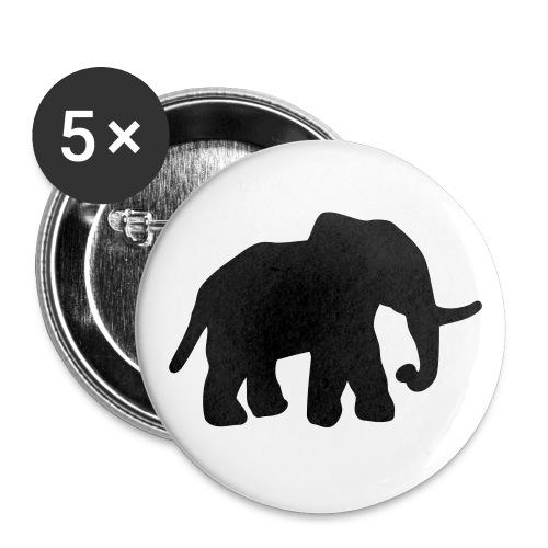 elephant - Badge petit 25 mm