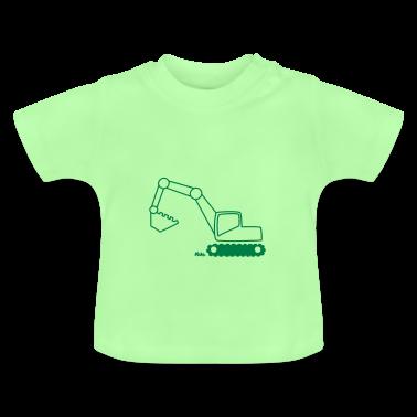 Bagger Baby shirts