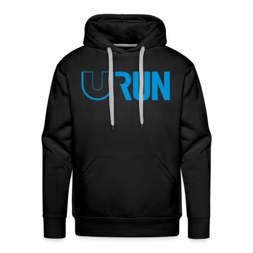 U RUN Pullover - Männer Premium Hoodie