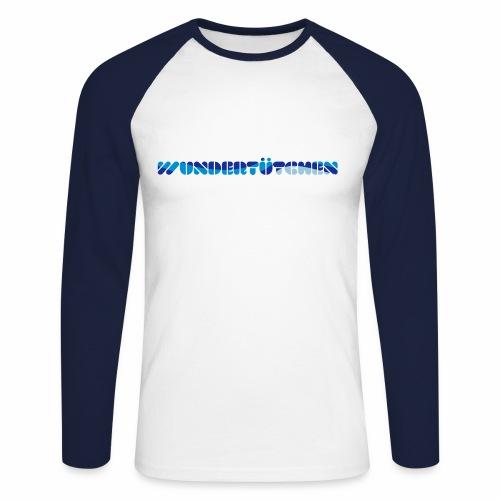 Wundertütchen - Männer Baseballshirt langarm