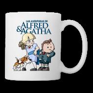 Tazas y accesorios ~ Taza ~ Alfred & Agatha 1