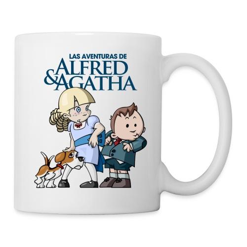 Alfred & Agatha 1 - Taza