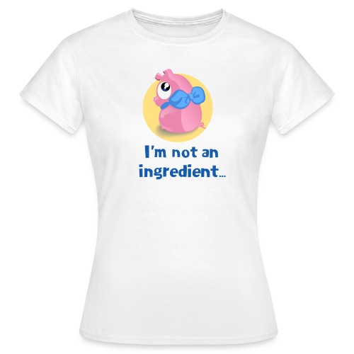 Sweet pig (D) - Maglietta da donna