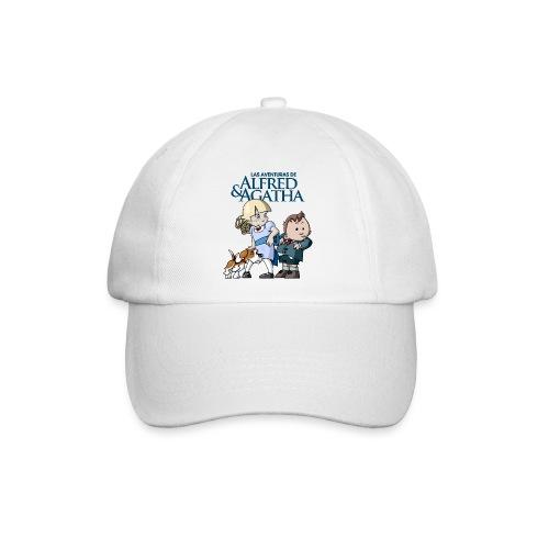 Alfred & Agatha 1 - Gorra béisbol