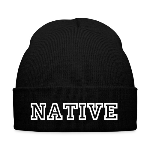 .NATIVE BENNY. - Winter Hat