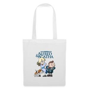 Alfred & Agatha 1 - Bolsa de tela