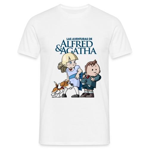 Alfred & Agatha 1 - Camiseta hombre