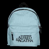 Bolsas y mochilas ~ Mochila infantil ~ Logo Alfred & Agatha