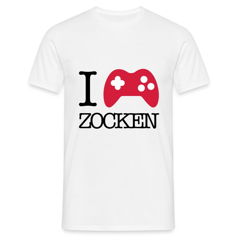 i love zocken