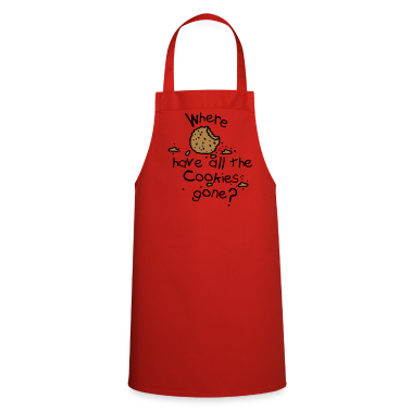 Where have all the cookies gone?  Aprons
