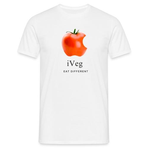iVeg (U) - Maglietta da uomo