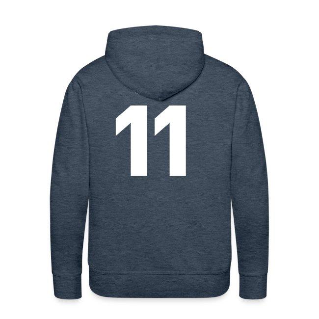 'Team Of Alan Lees' hoodie