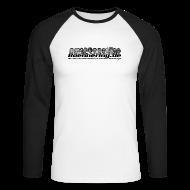 Langarmshirts ~ Männer Baseballshirt langarm ~ Boenne_Member-Shirt Baseballstyle