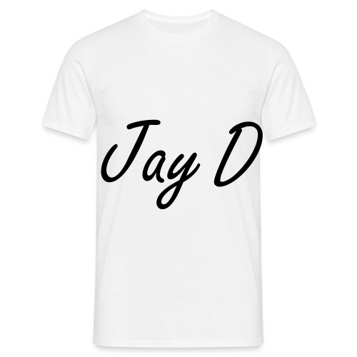 Normal Jay D T-shirt - Mannen T-shirt