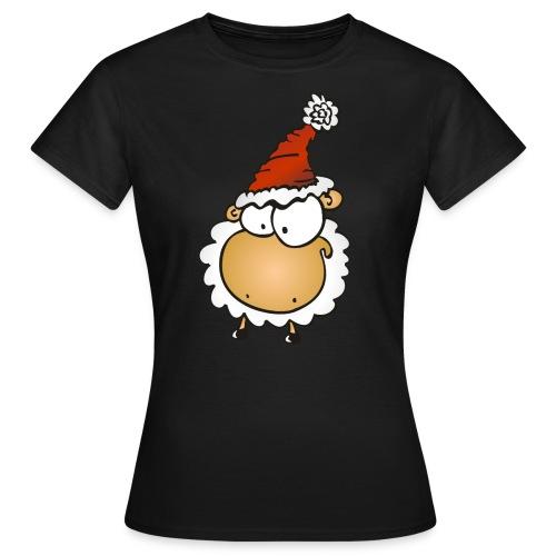 Bommel Schaf Shirt - Frauen T-Shirt