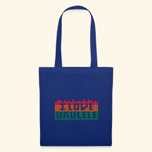 I Love ukulele - Tote Bag