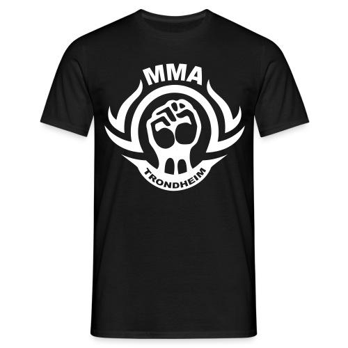 MMA Trondheim - T-skjorte - T-skjorte for menn