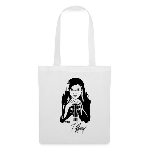 Two-Sided Tote - Portrait & TIFFANATIC - Tote Bag