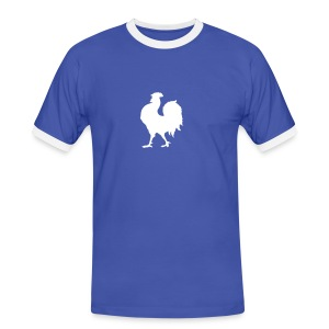 Tee shirt Rugby - Le Coq! - T-shirt contraste Homme