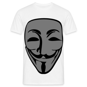 WE ARE ANONYMOUS - Männer T-Shirt