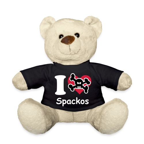 I Hate Spacko Teddy - Teddy