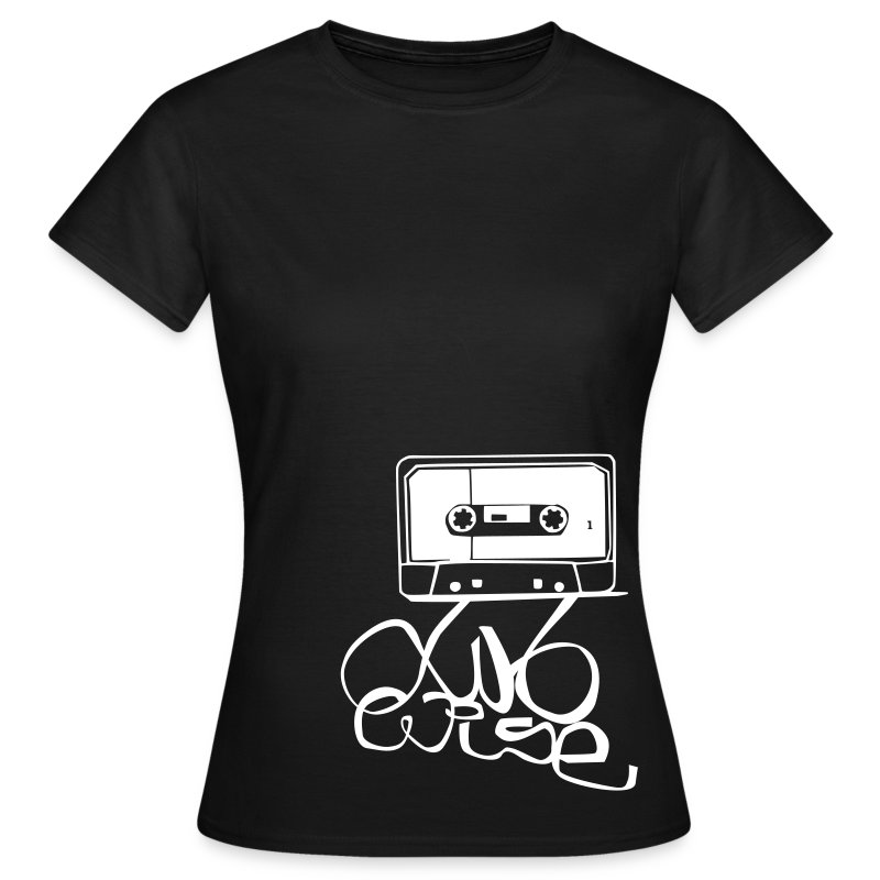 Cassette tape - Women's T-Shirt