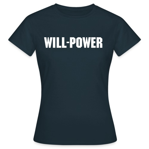 Will-Way Power women - T-shirt dam