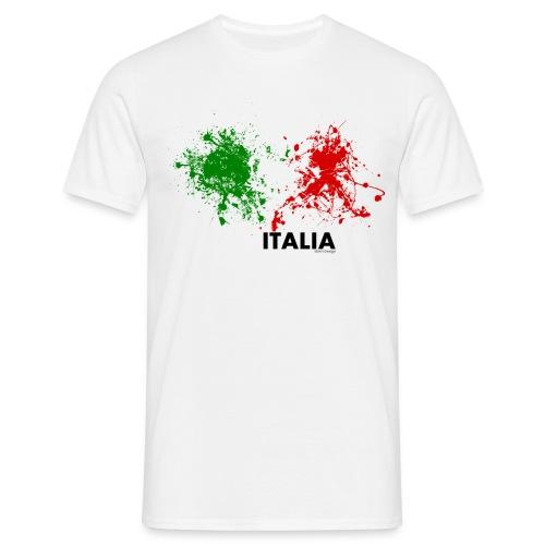 Flag Italy - Maglietta da uomo