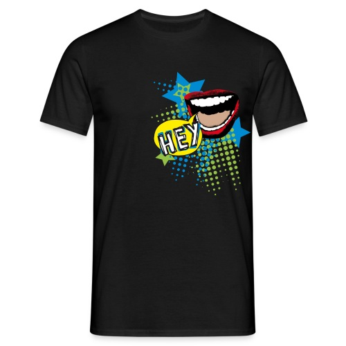congstar männer t-shirt klappe - Männer T-Shirt