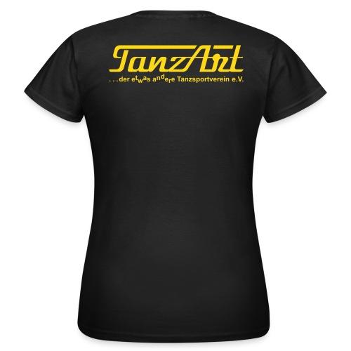 Frauen Klassisch Rainbow Tanzart - Frauen T-Shirt