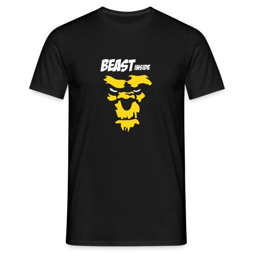 Beast inside - T-shirt Homme