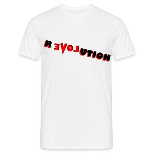 Revolution Shirt 2.0 - Männer T-Shirt
